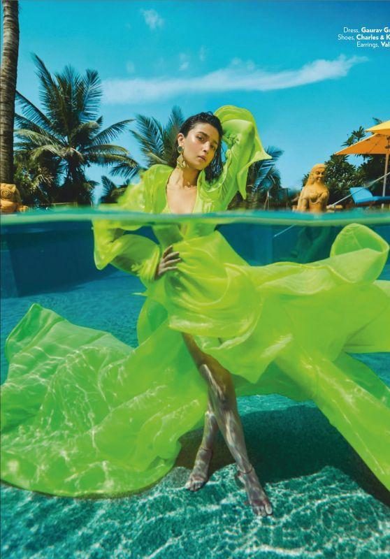 Alia Bhatt - Vogue Magazine India November 2019 Issue