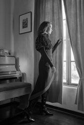 Alicia Vikander - ELLE Magazine Korea November 2019