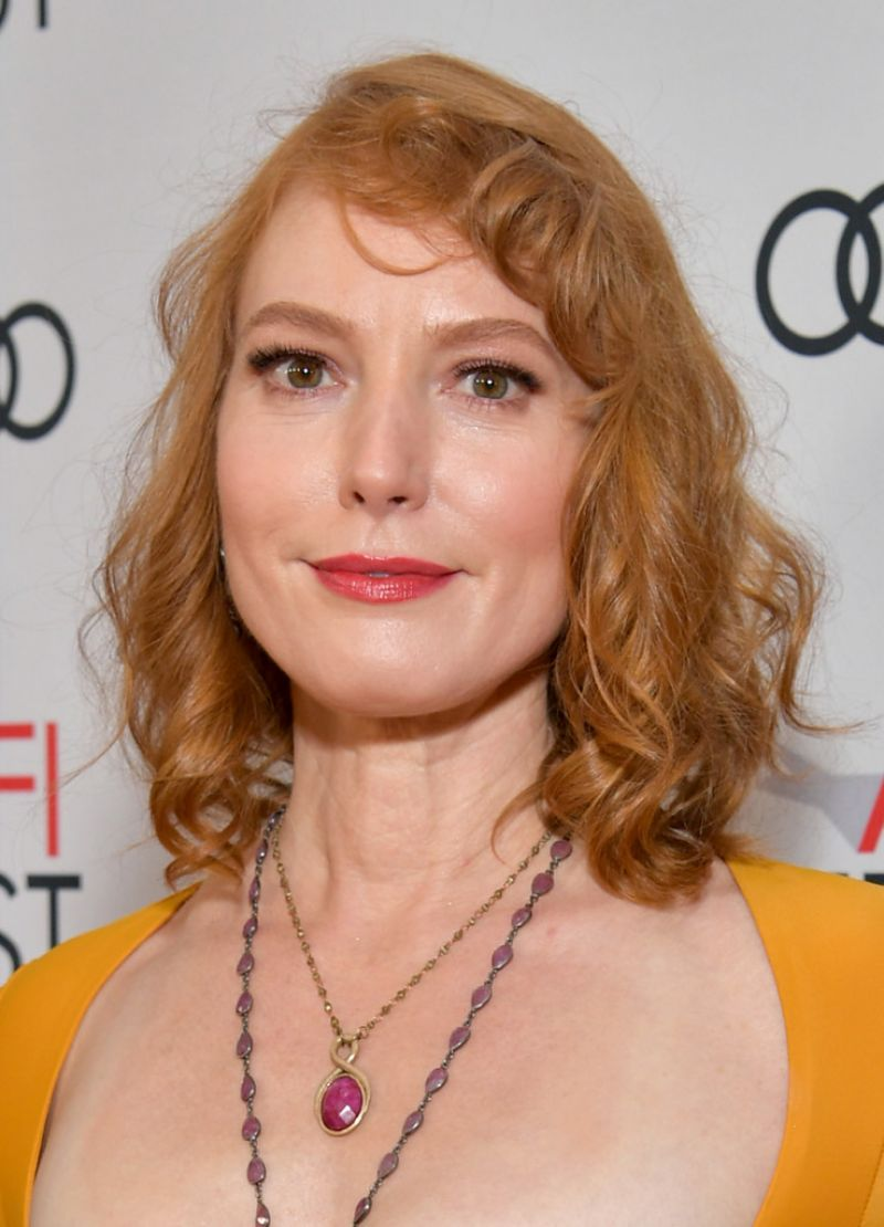 "Alicia Witt - Screening of ""Marriage Story"" at the AFI ..."