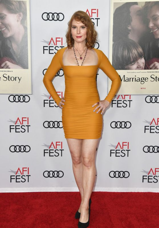 "Alicia Witt - Screening of ""Marriage Story"" at the AFI Fest 2019"