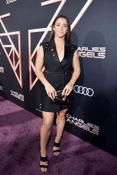 "Aly Raisman – ""Charlie's Angels"" Premiere in LA"
