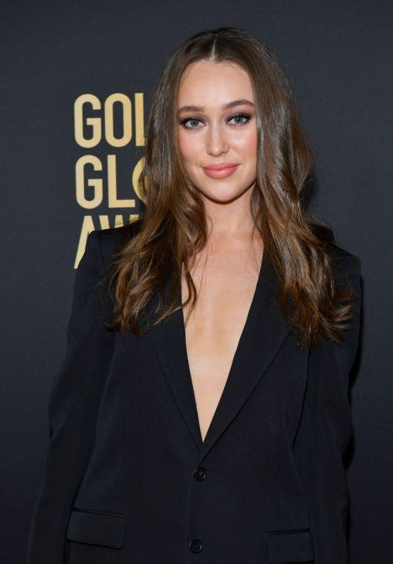 Alycia Debnam-Carey – Golden Globe Ambassador Launch Party in LA 11/14/2019