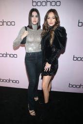 Amelia Hamlin – boohoo.com Holiday Party in LA