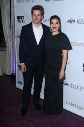 America Ferrera – The Eva Longoria Foundation Gala in Los Angeles 11/15/2019