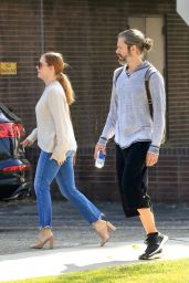 Amy Adams - Out in Beverly Hills 11/07/2019