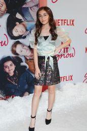 "Anna Cathcart – ""Let It Snow"" Premiere in LA"