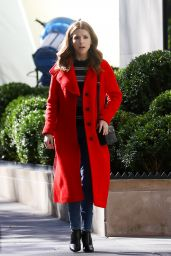 "Anna Kendrick - Filming the New Series ""Love Life"" in NYC 11/01/2019"