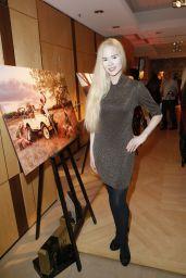 Ariane Sommer – Vernissage African Moods – Lambertz Fine Arts Kalenderpräsentation in Berlin