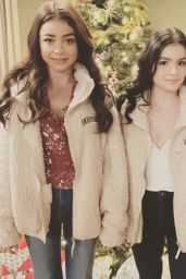 Ariel Winter and Sarah Hyland - Come Play With Us DADDY