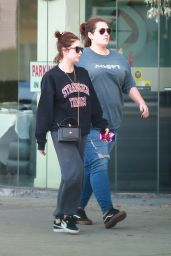 Ashley Benson - Out in Los Angeles 11/22/2019