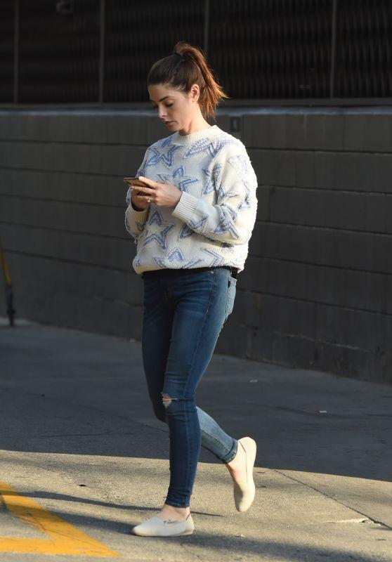 Ashley Greene - Out in LA 11/22/2019