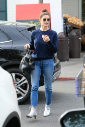 Ashley Greene - Shopping for Groceries in Beverly Hills 11/26/2019