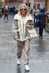Ashley Roberts - Heads to Pussycat Dolls Rehearsals 11/28/2019