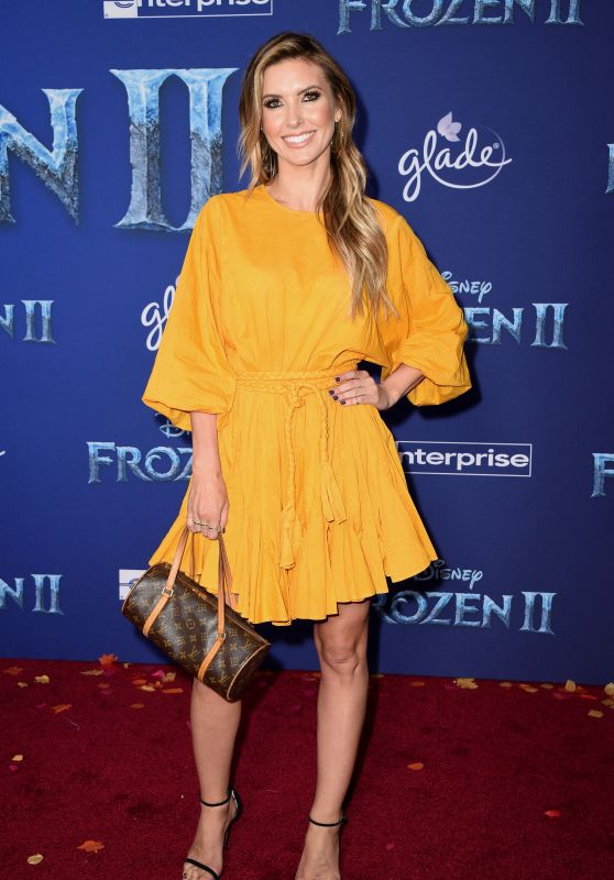 "Audrina Patridge – ""Frozen 2"" Premiere in Hollywood"