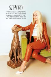 Ava Max - Grazia Italy 11/14/2019 Issue