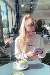 Ava Sambora - Social Media 10/27/2019
