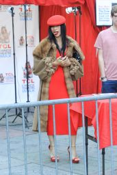 Bai Ling - Autograph Signing at the Chinese Theater in Hollywood 11/23/2019