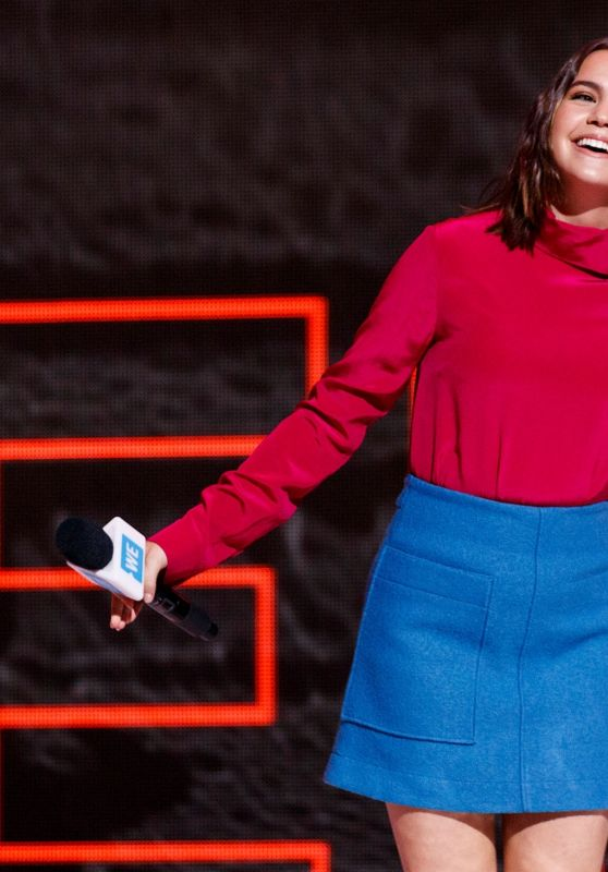 Bailee Madison - We Day in Vancouver 11/19/2019