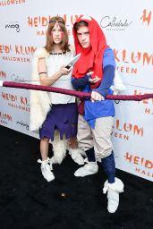 Barbara Palvin – Heidi Klum's 20th Annual Halloween Party in NY