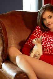 Barbara Palvin - Philosophy Holiday Treat Campaign Winter 2019