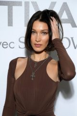 Bella Hadid - Vogue Fashion Festival 2019 Photocall in Paris