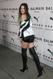 Bella Thorne – PUMA x Balmain Launch Event in LA