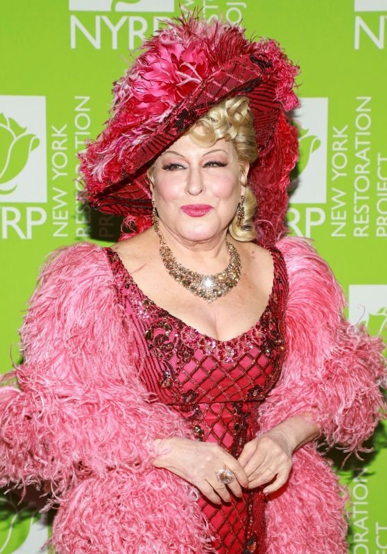 Bette Midler – Bette Midler's Annual Hulaween Benefit 2019