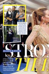 Blake Lively and Ryan Reynolds - OK! Magazine 11/18/2019 Issue