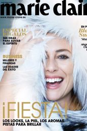 Blanca Suarez - Marie Claire Spain December 2019 Issue