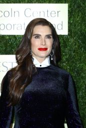 Brooke Shields - Lincoln Center Corporate Fashion Gala in NYC 11/18/2019