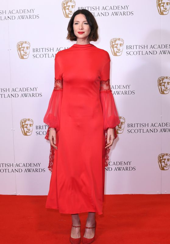 Caitriona Balfe – 2019 BAFTA Scotland Awards in Glasgow