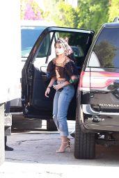 Camila Cabello - Arriving for a Photoshoot in LA 11/12/2019