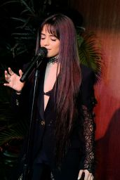 Camila Cabello - Celebration For Artists in West Hollywood 11/20/2019