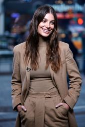 "Camila Morrone - Visits ""Extra"" at The Levi"
