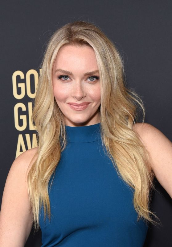 Camille Kostek – Golden Globe Ambassador Launch Party in LA 11/14/2019
