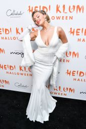 Camille Kostek – Heidi Klum's 20th Annual Halloween Party in NY