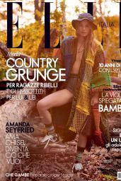 Camille Rowe - ELLE Magazine Italy 11/30/2019
