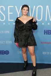 "Camren Bicondova – ""Lindsey Vonn: The Final Season"" Premiere in Beverly Hills"
