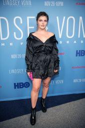 """Camren Bicondova – """"Lindsey Vonn: The Final Season"""" Premiere in Beverly Hills"""