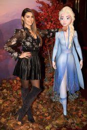 """Candice Pascale – """"Frozen 2"""" Premiere in Paris"""