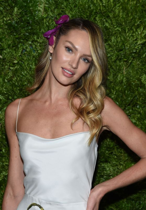 Candice Swanepoel - 2019 CFDA and Vogue Fashion Fund Awards