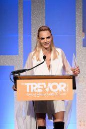 Cara Delevingne - 2019 TrevorLive Los Angeles Gala