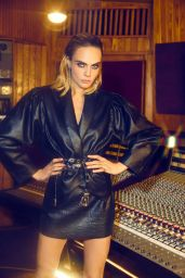 Cara Delevingne - Nasty Gal Collaboration Autumn/Winter 2019