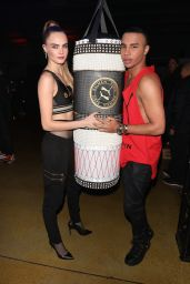 Cara Delevingne - PUMA x Balmain Launch Event in LA
