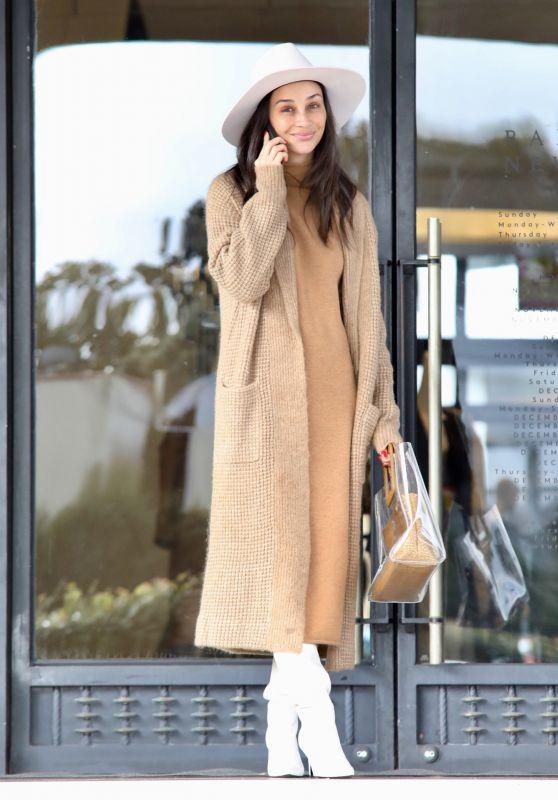 Cara Santana - Shopping at the Barney