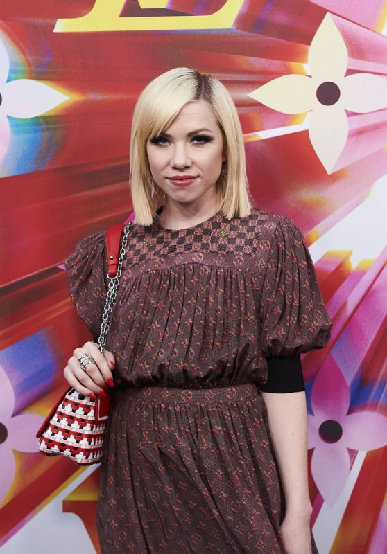 Carly Rae Jepsen - Louis Vuitton Flagship Store Re-Opening in Sydney