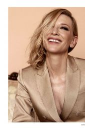 Cate Blanchett - Madame Figaro Magazine 11/22/2019 Issue