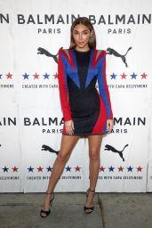 Chantel Jeffries – PUMA x Balmain Launch Event in LA