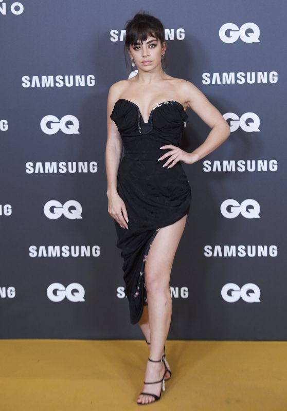 Charli XCX - GQ Men of the Year Awards 2019 in Madrid