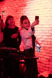 Charli XCX - Nasty Cherry Performing in London 11/19/2019